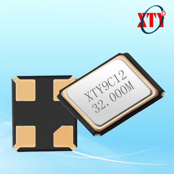 Small Size High Frequency Crystal Oscillator Tcxo2016 Smd 32mhz +/- 5ppm